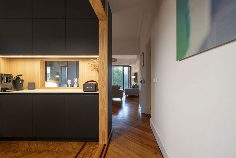 arquitectura reforma interior diaz y diaz arquitectos cubiculo cocina