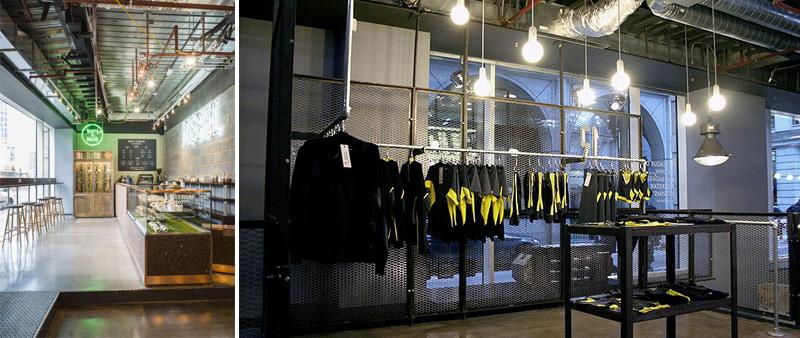 arquitectura, gym design, boutique, gimnasio, diseño, Studio C102,  K-Studio