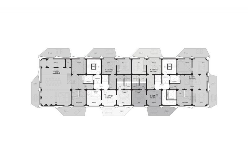 Arquitectura 2017_The Silo_planta tipo