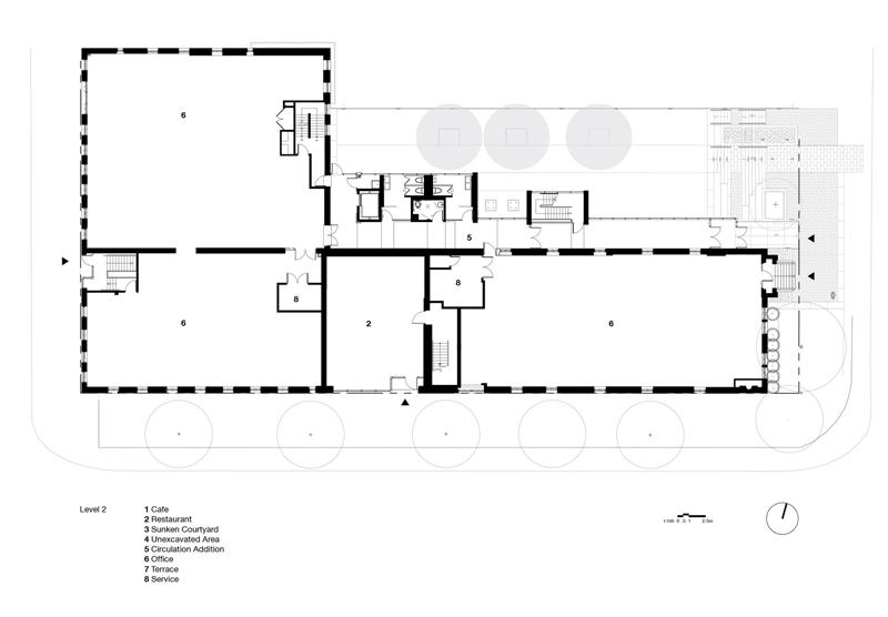 arquitectura_60_Atlantic_Planta segunda