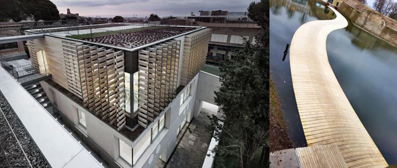 arquitectura, arquitecto, diseño, design, madera, pino, Nueva Zelanda, ACCOYA, Accsys Group, rendimiento térmico, sostenible, sostenibilidad, ecología, ecológico, biocida, anhídrido acético