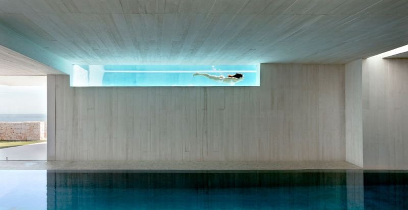 Casa Sardinera Ramón Esteve Estudio y Accoya piscina