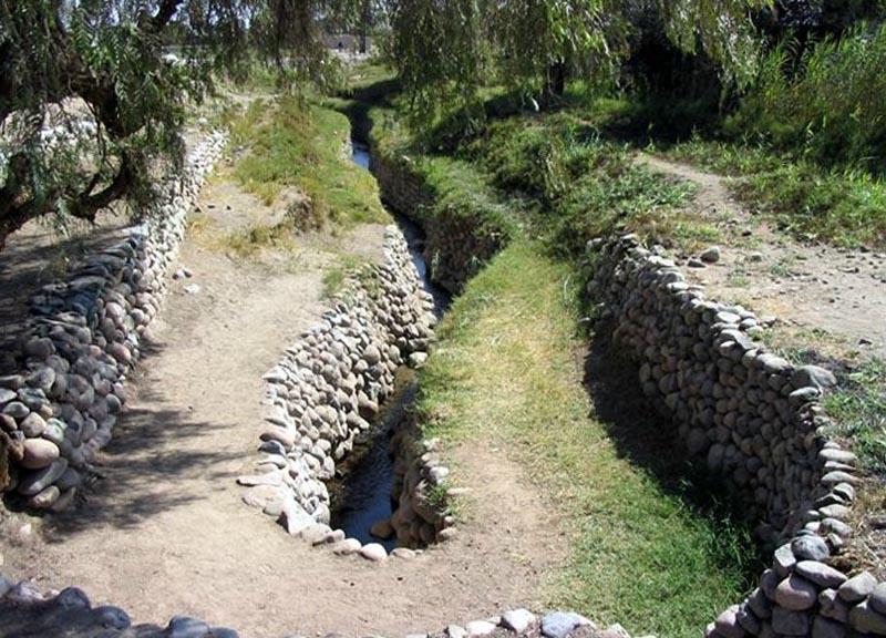 Arquitectura_Acueductos-de Nazca_vista reservorio o concha