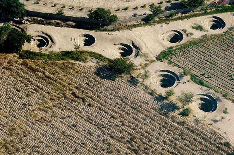 Arquitectura_Acueductos Nazca _Peru