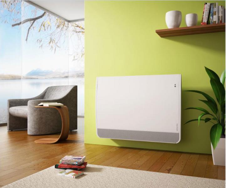 Aerotermia con radiadores inteligentes frio calor que for Suelo radiante frio calor