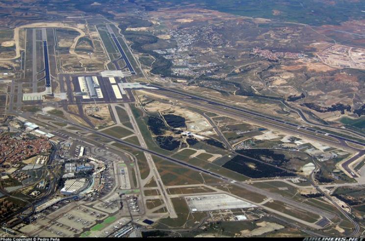 Arquitectura, aesa, administración, burocracia, seguridad aérea