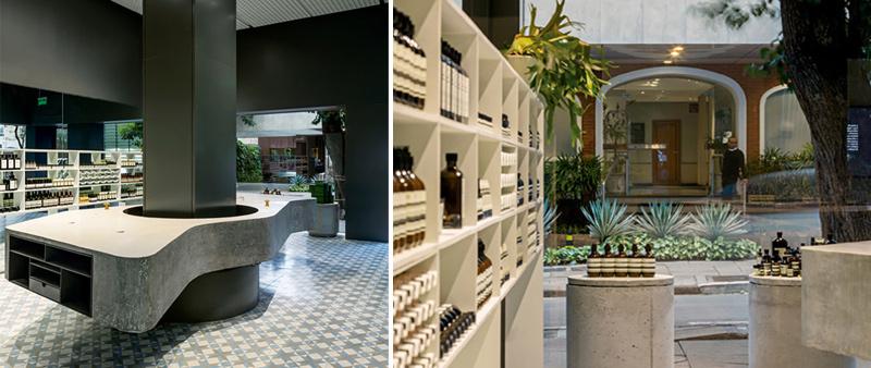 arquitectura, arquitecto, diseño, interiorismo, design, aesop, São Paulo, Paulo Mendes da Rocha, Metro Associated Architects