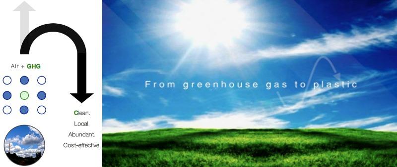 arquitectura, arquitecto, diseño, design, material, tecnología, materiales, plástico, ecología, ecológico, sostenible, sostenibilidad, reciclaje, plásticos, Newlight AirCarbon