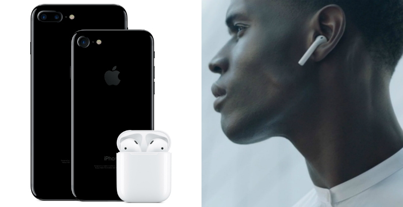 Arquitecto, arquitectura, diseño, design, Apple, iPhone, AirPods, tecnología, wireless, blanco, 2016, sin cables, auriculares, music, audio, música