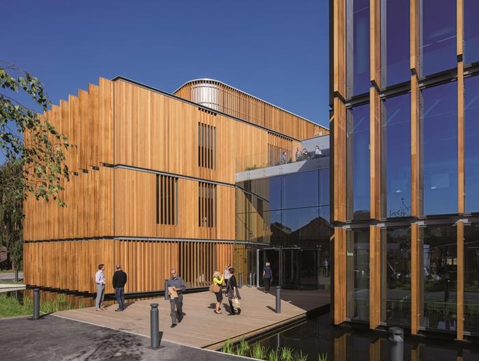 arquitectura_ Alder  Hospital_fachada