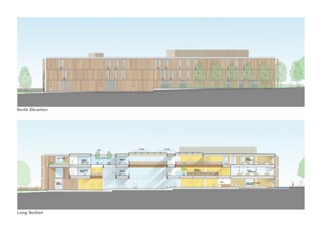 arquitectura_ Alder  Hospital_sec