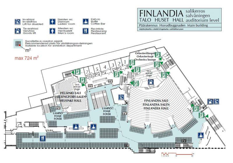 arquitectura_Alvar Aalto_finlandia hall_planta 2