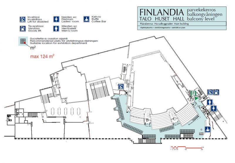 arquitectura_Alvar Aalto_finlandia hall_planta 3