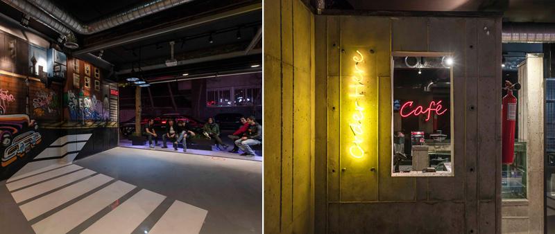 arquitectura, arquitecto, interiorismo, diseño, design, Amir Chocolate, Modaam Archiects, cafetería, espacio público