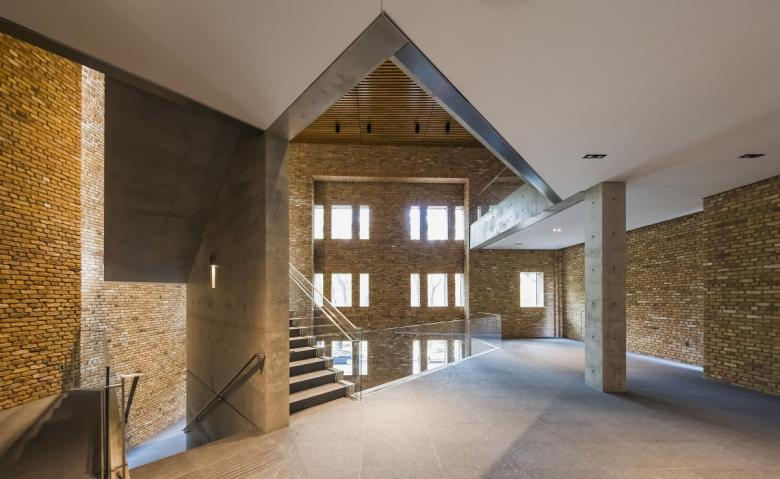 arquitectura_ando gallery_hall