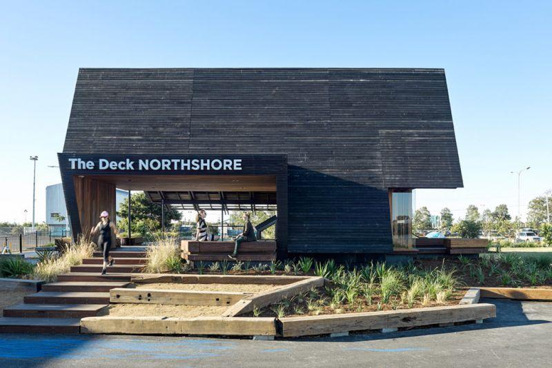 arquitectura_Anna O'Gorman_Northshore Pavilion_escaleras