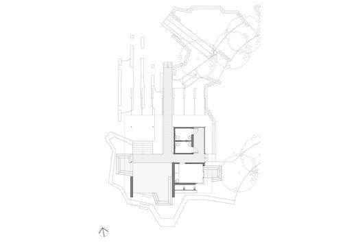 arquitectura_Anna O'Gorman_Northshore Pavilion_plano planta