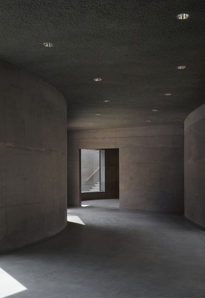 arquitectura_Anne Holtrop_Museo_sala interior