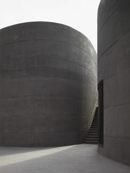 arquitectura_Anne Holtrop_Museo_hormigón