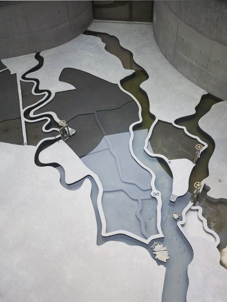 arquitectura_Anne Holtrop_Museo_mapa