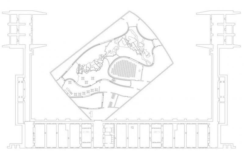 arquitectura_Anne Holtrop_Museo_distribución