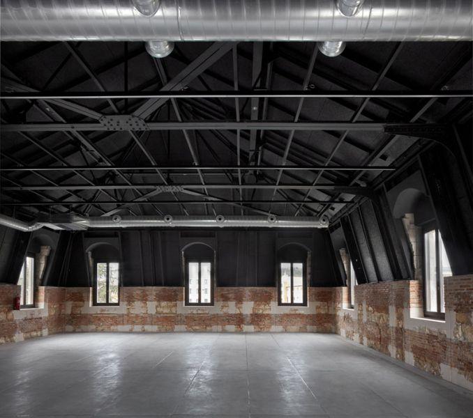 Arquitectura_ Antigua Estación Burgos_ interior de cubiertas