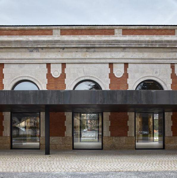 Arquitectura_ Antigua Estación Burgos_ Marquesina 1