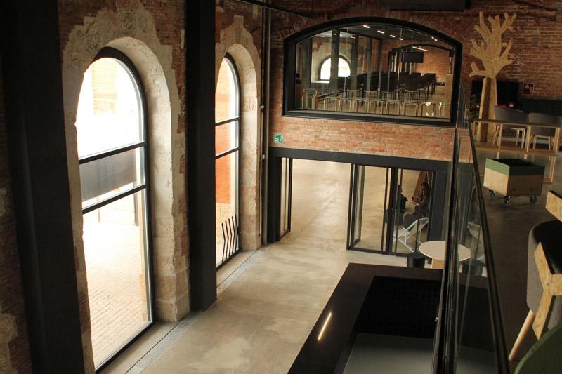 Arquitectura_ Antigua Estación Burgos_ espacios 1