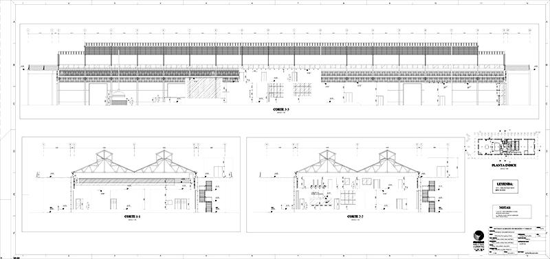 Arquitectura_Antiguo-Almacen-de-la-Madera-y-el-Tabaco- plano secciones