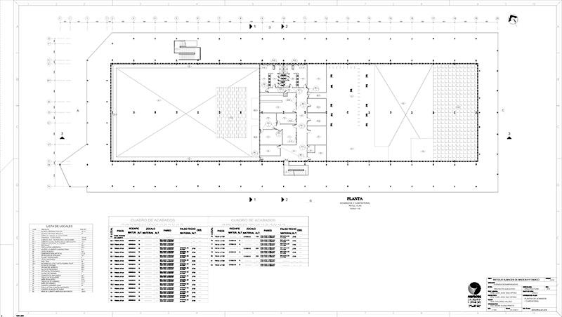 Arquitectura_Antiguo-Almacen-de-la-Madera-y-el-Tabaco-planta de acabados