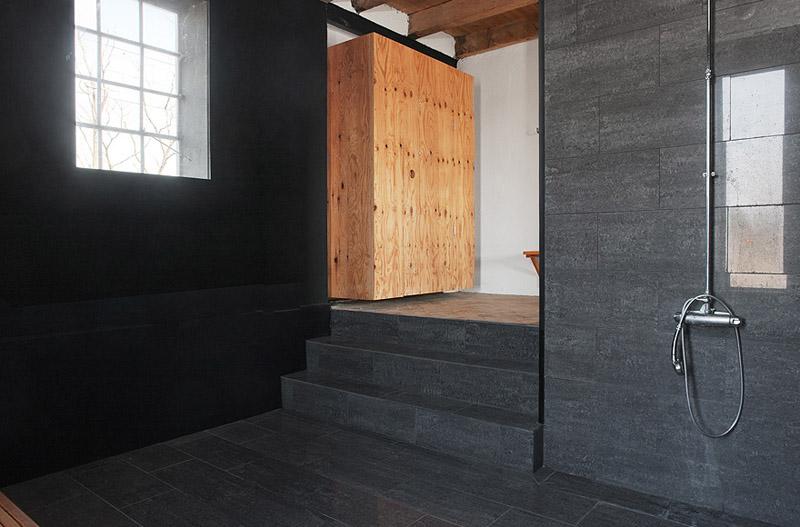 Arquitectura_antiguo molino suecia_baño