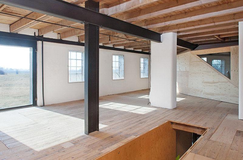Arquitectura_antiguo molino suecia_planta superior