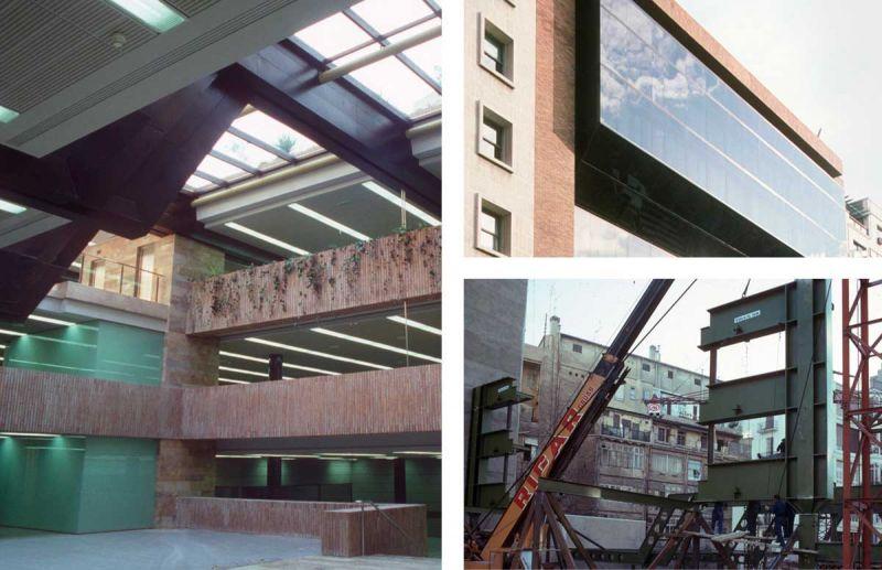 Arquitectura y Empresa Antonio Escario Homenaje promobanc