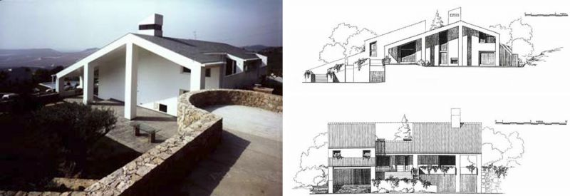 Arquitectura y Empresa Antonio Escario Homenaje vivienda payá plantas