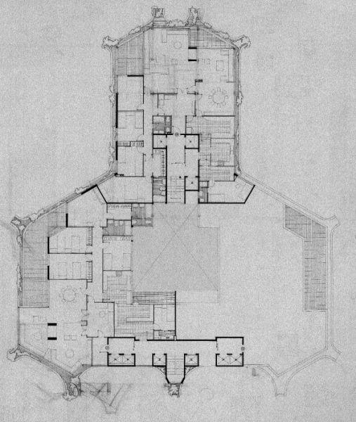 Arquitectura y Empresa Antonio Escario Homenaje la pagoda planta