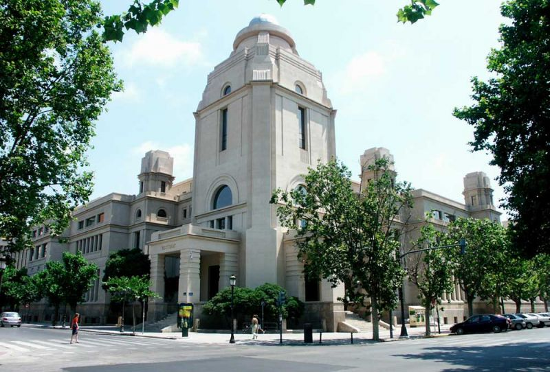 Arquitectura y Empresa Antonio Escario Homenaje rectorado