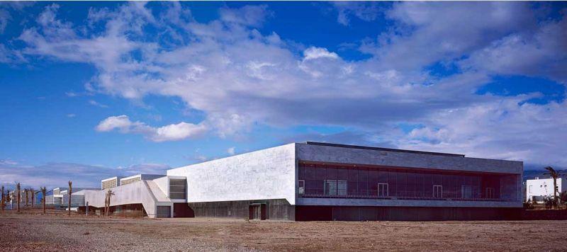 arquitectura antonio gonzalez cordon centro congresos almeria