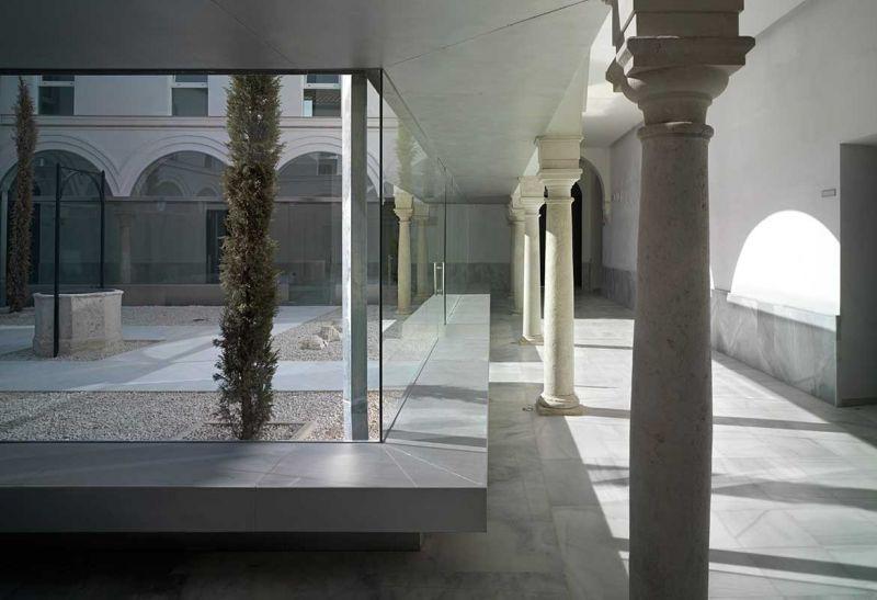 arquitectura antonio gonzalez cordon hospital san jeronimo