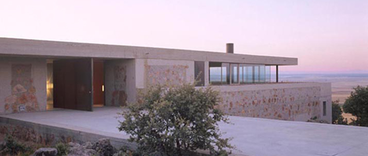 arquitectura, aparicio, casa del horizonte