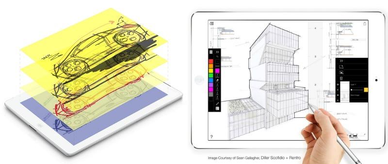 arquitectura, arquitecto, diseño, design, dibujo, tecnología, servicios para arquitectos, app, Morpholio, Trace, digita, boceto, mano alzada, aplicación, programa
