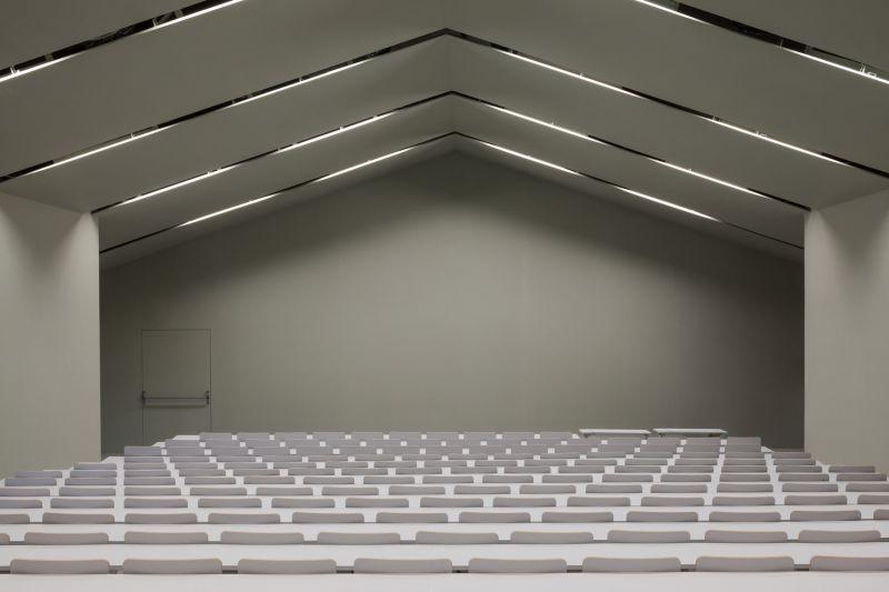 arquitectura_Aries Mateus_facultad arquitectura Bélgica_detalle interior 2
