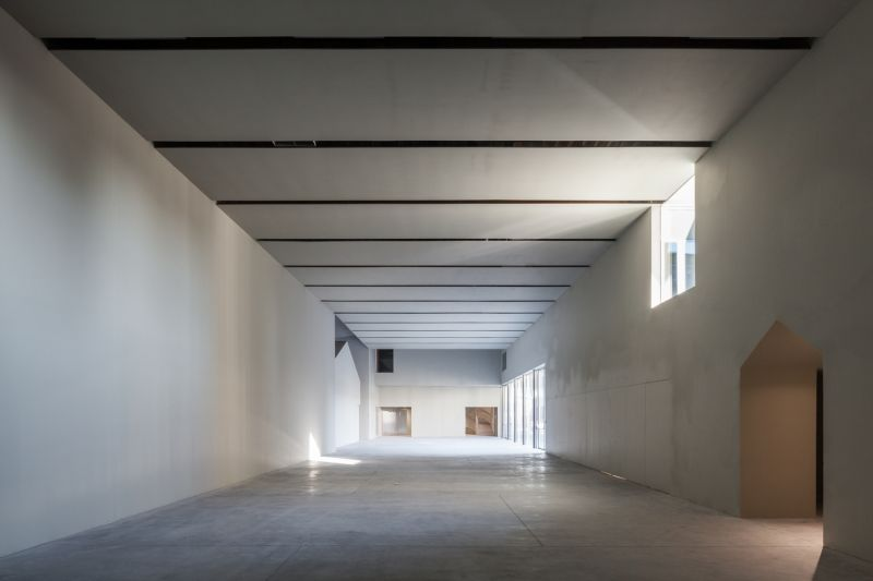 arquitectura_Aries Mateus_facultad arquitectura Bélgica_detalle interior 3