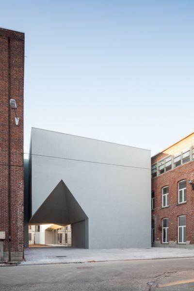arquitectura_Aries Mateus_facultad arquitectura Bélgica_encuentro con preexistencia