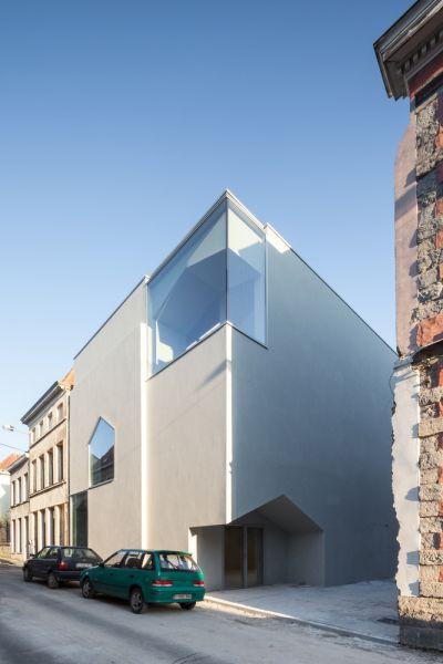 arquitectura_Aries Mateus_facultad arquitectura Bélgica_fachada