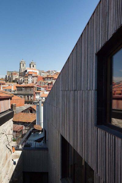 Arquitectura_ARMAZEM_LUXUR_vistas desde plantas superiores