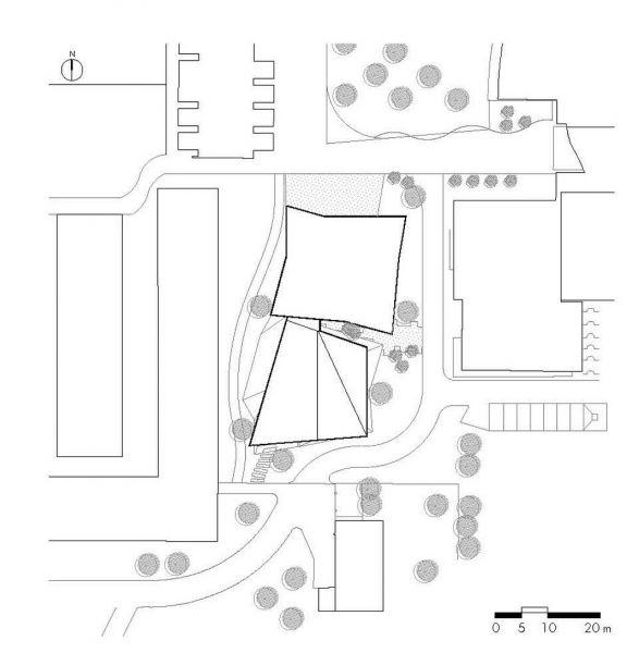 arquitectura_Arotcharen_plantas situación