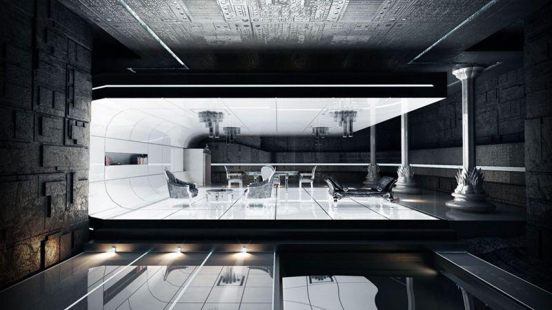 arquitectura y empresa los arquitectos del cine tron