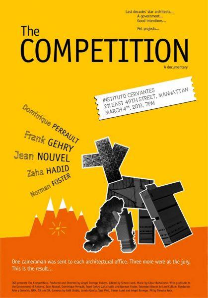 arquitectura y empresa los arquitectos del cine the competition