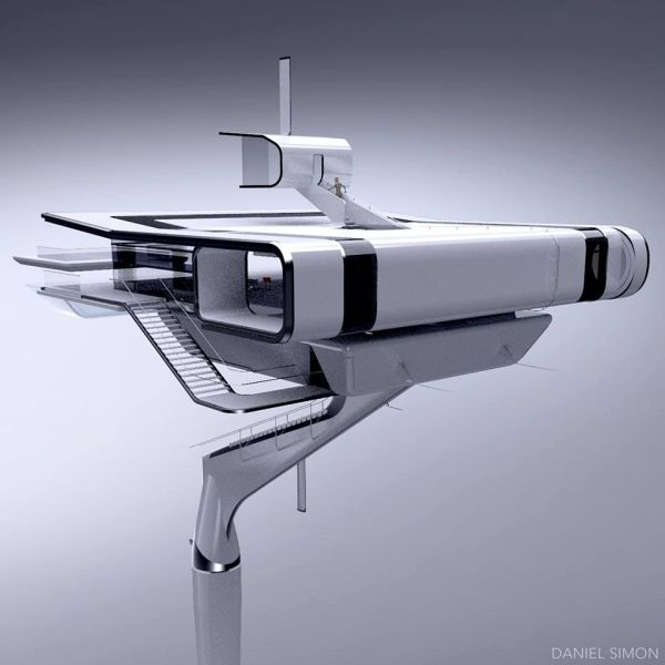 arquitectura y empresa los arquitectos del cine oblivion 3D