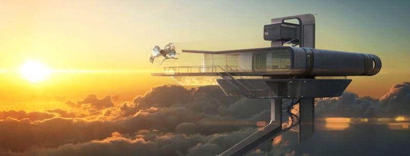 arquitectura y empresa los arquitectos del cine oblivion